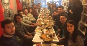 26 Şubat 2017 Pazar Tanışma Kahvaltısı