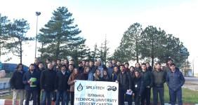 TP Trakya Üretim ve Sondaj Sahaları Teknik Gezisi